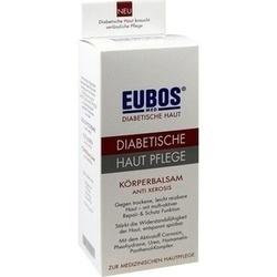 EUBOS DIABETES HAUT KOERP