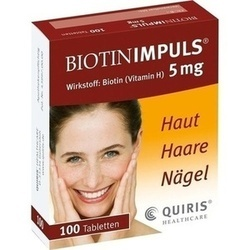 BIOTIN IMPULS 5MG